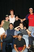 Con la Compañia Teatral Comunitaria