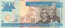 Billetes y Monedas Rep. Dominicana