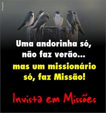 Invista em Missões