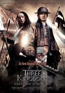 Três Guerreiros: A Ressurreição do Dragão