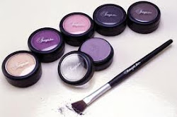 Sonya Color Colection - Eyeshadows with Aloe Vera - Natural Products