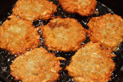 potato latkes are a staple for passover however potato latkes pancakes ...