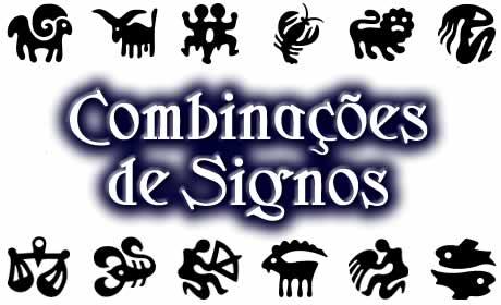 Combinações de Signos
