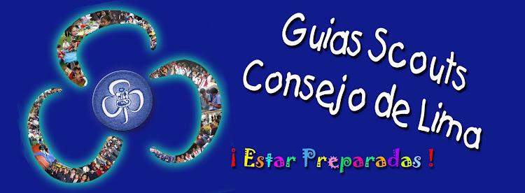 Guias Scouts - Consejo de Lima