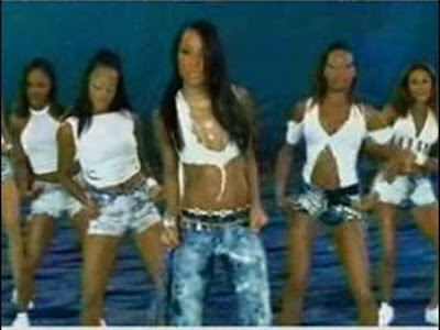 aaliyah one in a million video