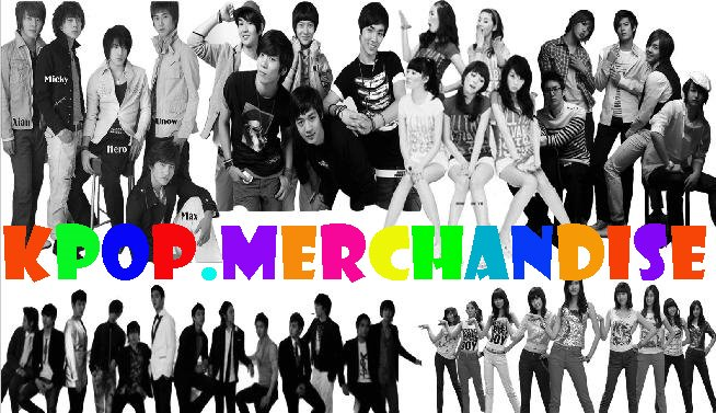 the BEST of Korean Pop KPOP Merchandise
