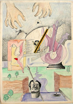 El dios lapiz y la guitarra
