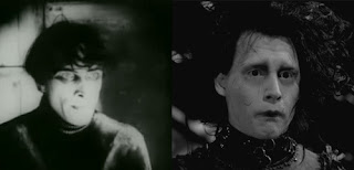 Hidden stories tim burton 39 s influnced by german expressionism - The cabinet of dr caligari cesare ...