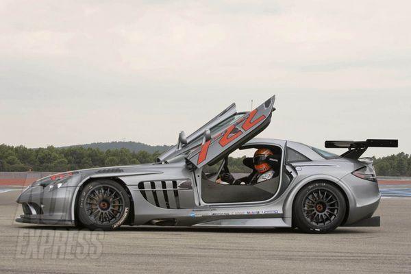 SLR Mclaren 722 GT 1