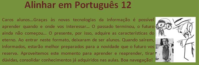 Alinhar em Português 12
