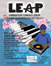 LEAP Music Production Program