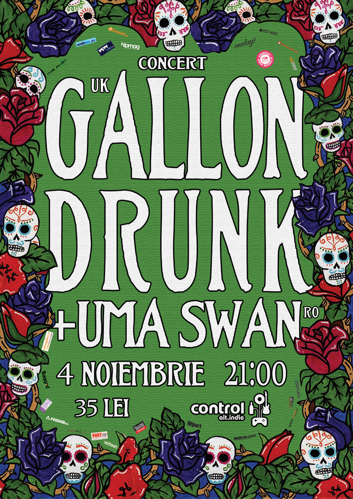 Gallon Drunk - Tonite... The Singles Bar