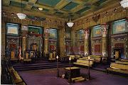 Salón Egipcio