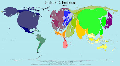 mapamundi, mapa del mundo, emision dioxido de carbono, mapamundi ceo2, co2 emission global map