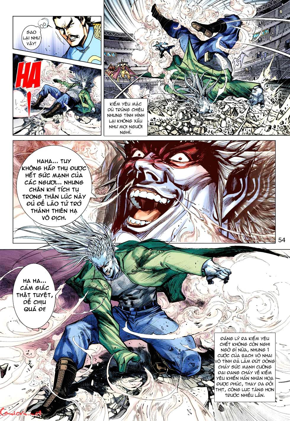 Vương Phong Lôi 1 chap 35 - Trang 11