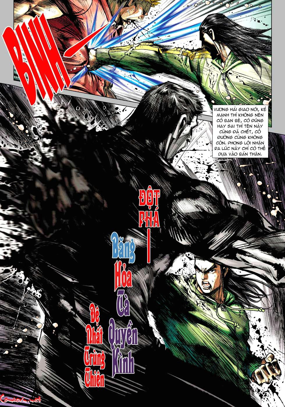 Vương Phong Lôi 1 chap 34 - Trang 25