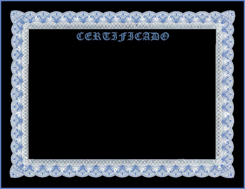 Marcos Para Certificados De Bautismos