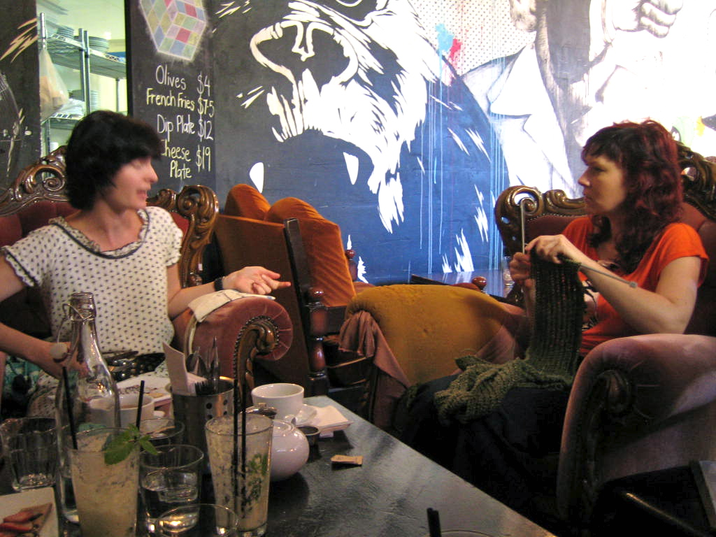 Knitting Groups Sydney : Sydney crafternoon may