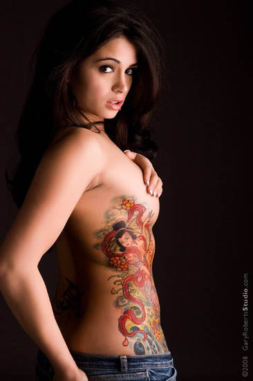 Labels: hot tattoo girl. No cause im a girl but i have seen it happen many