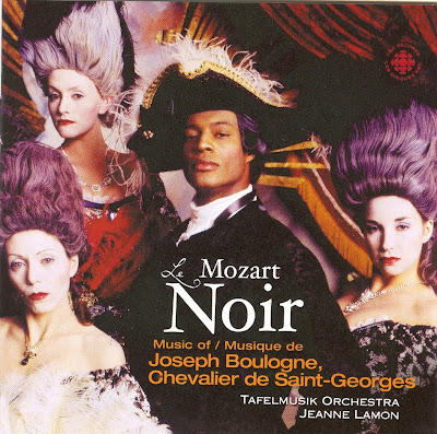 Africlassical Le Chevalier De Saint Georges 1745 1799 And The