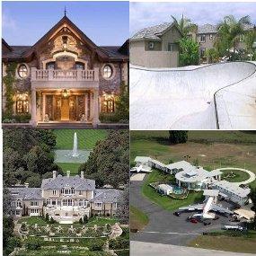 the most unique celebrities houses house design