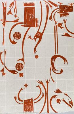 Arte y grabado xxxv edici n del premio internacional de grabado - Ka internacional papel pintado ...