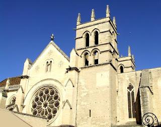La cathédrale de Montpellier