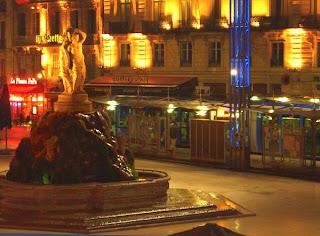 Montpellier, la Comédie