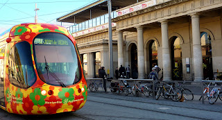 Tramway Montpellier ligne 2