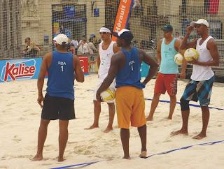 Montpellier et le Volley sur sable