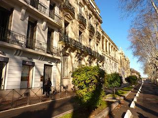 Montpellier, Esplanade Charles de Gaulle