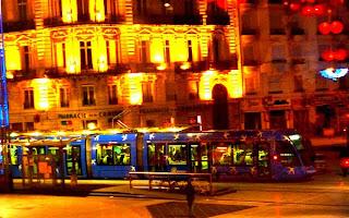 La comédie : la nuit à Montpellier