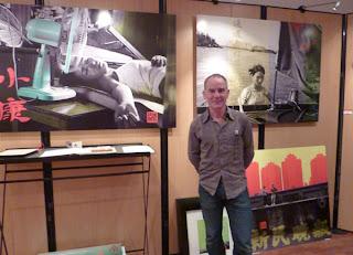 Pascal Cazaumayou au Salon d'Art Contemporain de Montpellier