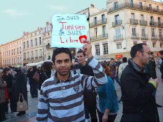 Montpellier fête la libération de la Tunisie