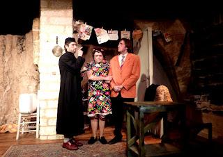 Solitude et télé: Montpellier et la comédie théâtrale