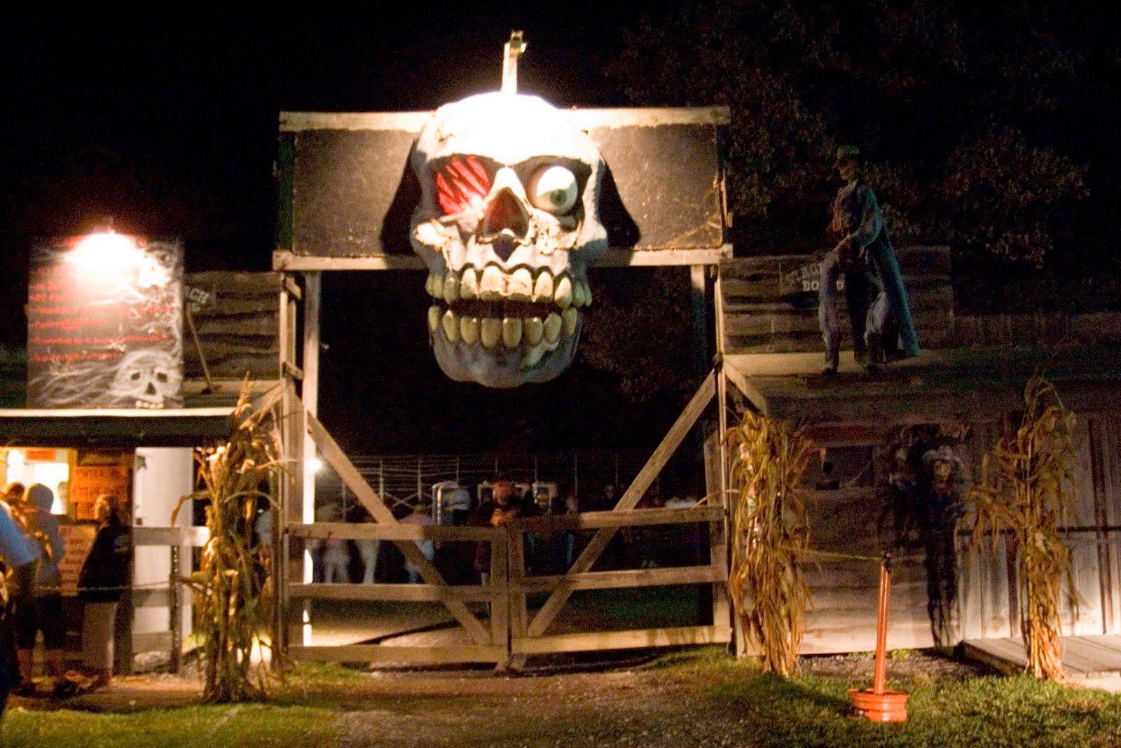 Haunted Hayride Ballston Spa