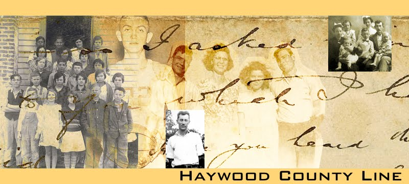 Haywood County Line