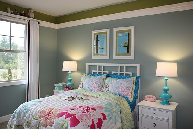 LOVE WHERE YOU LIVE: Paint Color Trends for 2011