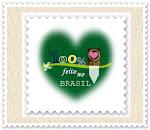 Selo: 100% Feito no Brasil