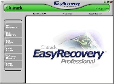 Easy recovery Professional version 6.0 Totalmente Gratis