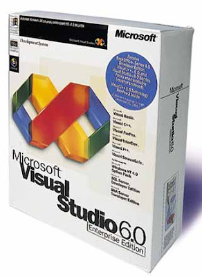 Visual Studio 6.0 Edicion Empresarial Full + Serial