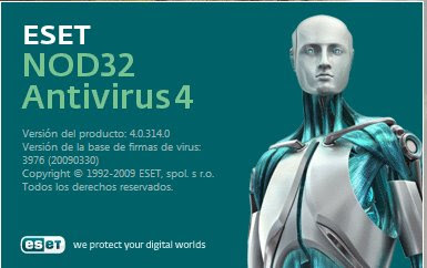 Eset Nod 32 Antivirus 4 y 5 Ultima Versin Full Gratis