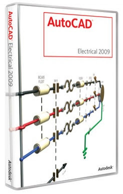 AUTODESK AUTOCAD ELECTRICAL V2011 WIN32-64