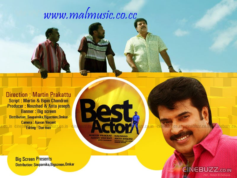 Best actor