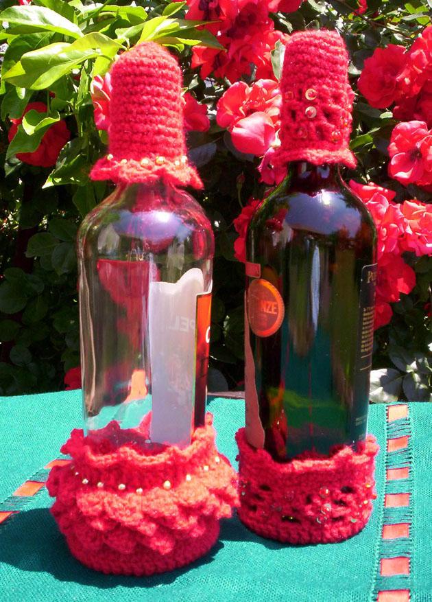 Decoracion Botellas Vino