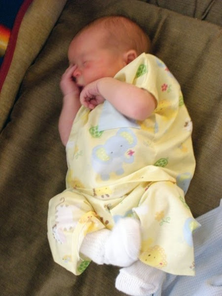 Newborn scrubs