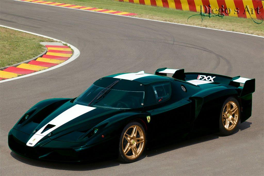 Ferrari Collection №2 Ferrari FXX фото модели, обсуждение