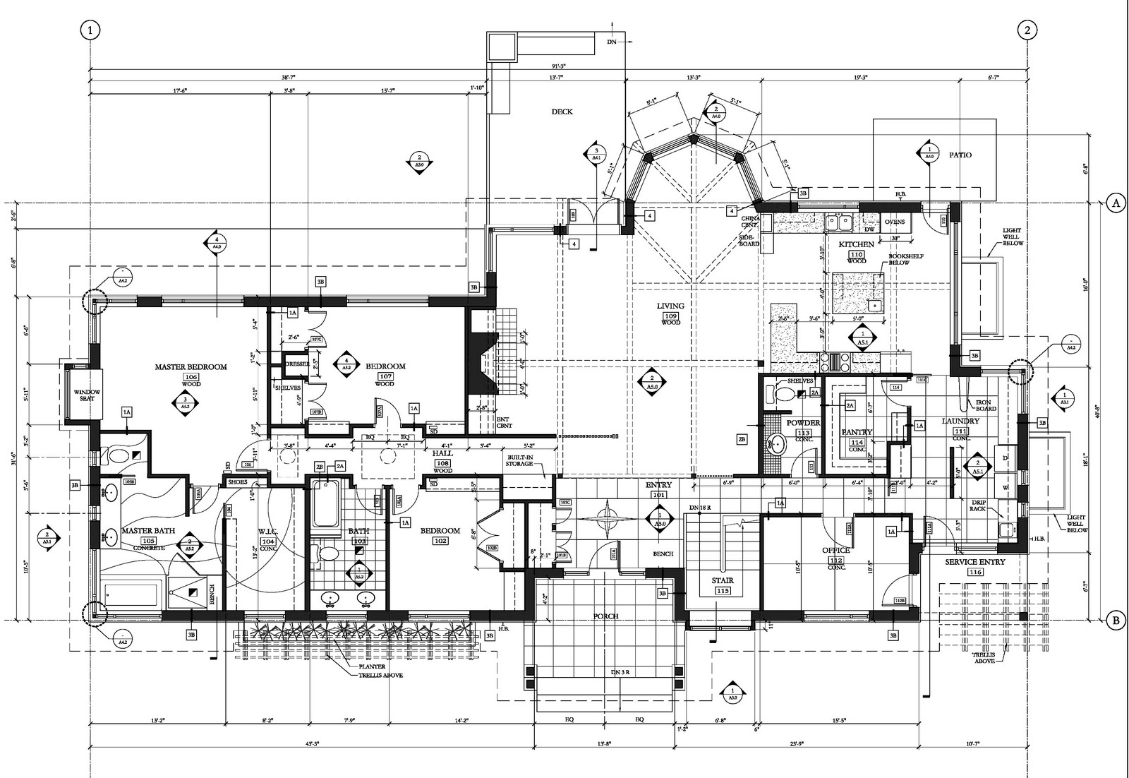 15 cool icf concrete home plans building plans online for Insulated concrete forms home plans