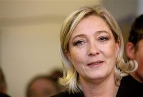 GalliaWatch: MARINE LE PEN and the Occupation