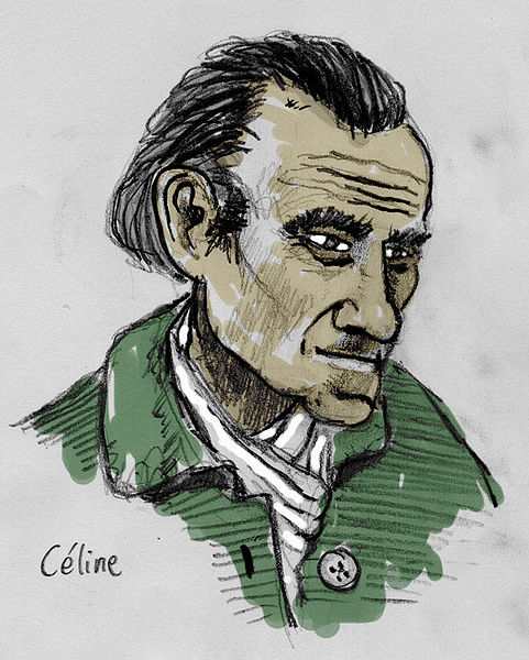 fd6cfb5961f4 Louis-Ferdinand Céline Removed from Honor Roll
